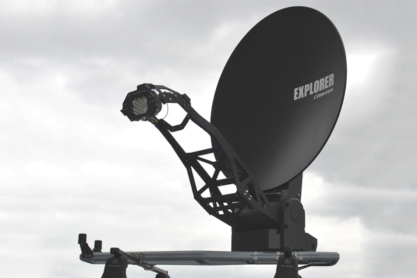 Cobham SATCOM Introduces EXPLORER 8100