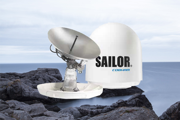 Cobham SATCOM gearing up for maritime Global Xpress services with new SAILOR 100 GX terminal on show at Satellite 2015