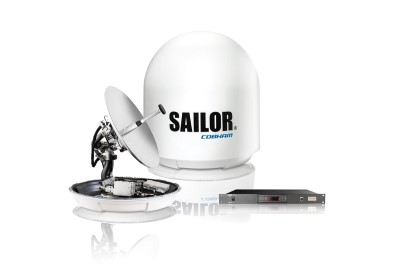 SAILOR 600 VSAT Ku - WEB