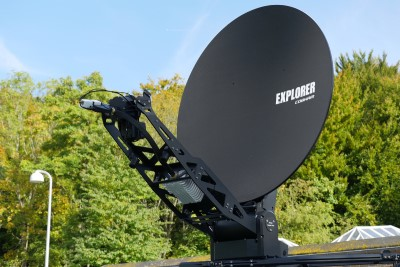 EXPLORER 8120 Chosen for Australian Remote Worker Welfare
