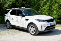 EXPLORER terminals provide mission-critical communications to Land Rover KaZa Tour participants
